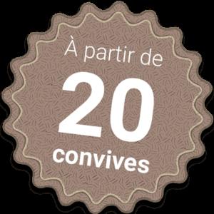 Traiteur professionnel entreprises 20 convives paris ile de france